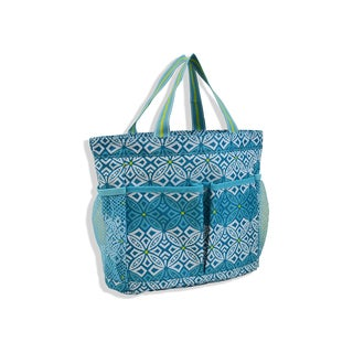 All For Color Capri Cove Caddy Tote Bag