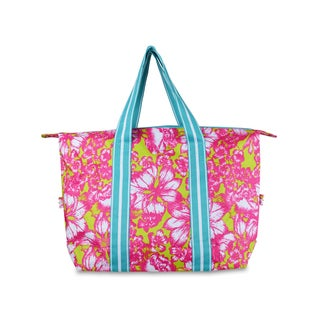 All For Color Aloha Paradise Travel Tote