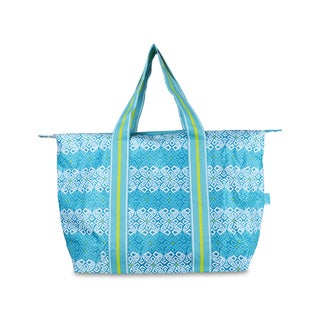 All For Color Capri Cove Travel Tote
