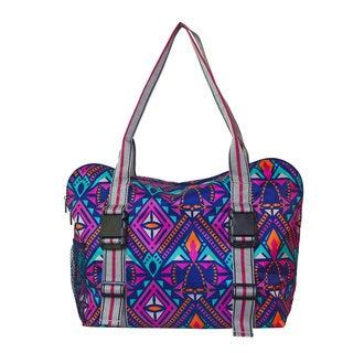 All For Color Capri Cove Yoga Tote