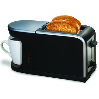 4 In 1 Breakfast Maker Toaster Oven Coffee Maker Free