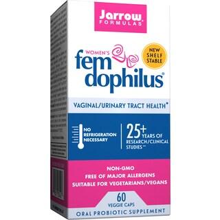 Jarrow Formulas Women's Fem Dophilus (60 Veggie Caps)