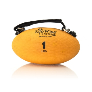 EcoWise Slim Olive Weight Ball