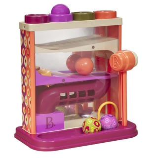 B. Toys B. Whacky Ball