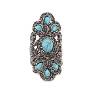 NEXTE Jewelry Sudra Marcasite Ring