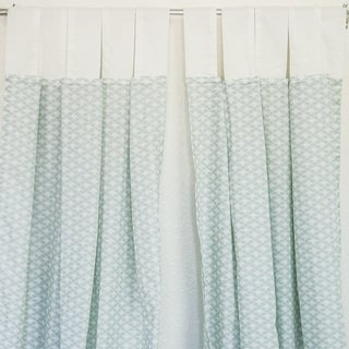 Pam Grace Creations Anchors Away Curtain Panels