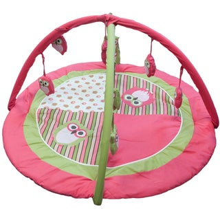 Link to Pam Grace Creations Sweet Dream Owl Playgym Similar Items in Activity Gear