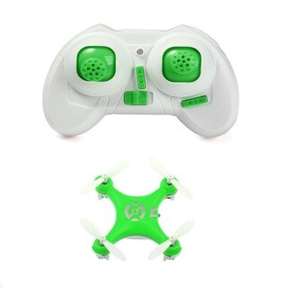 Cheerson CX-10 Green Mini Nano Drone LED Remote Control Quadcopter