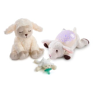 Summer Infant Soothing Lights and Sounds Little Lamb Sleep Machine Set