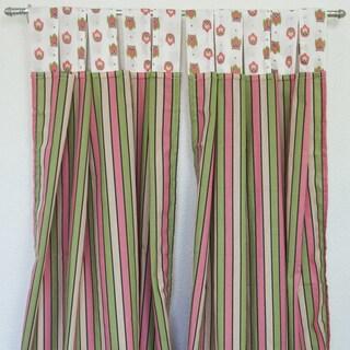 Pam Grace Creations Sweet Dream Owl Curtain Panels