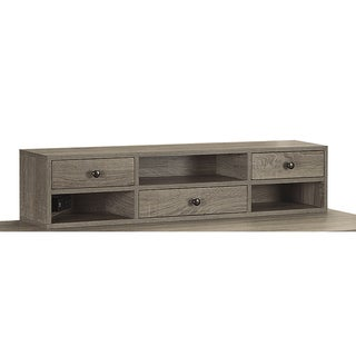 Griffeth Hutch for Rect Desk