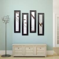 American Made Black Superior Mirror Panel