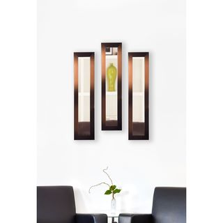 American Made Rayne Shiny Bronze Mirror Panel
