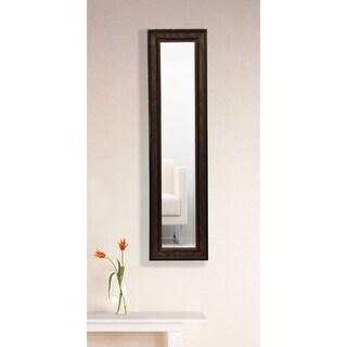 American Made Rayne Country Pine Mirror Panel - Brown/Black