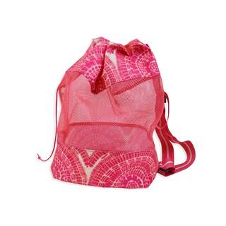 All For Color Sunburst Mesh Sling Bag
