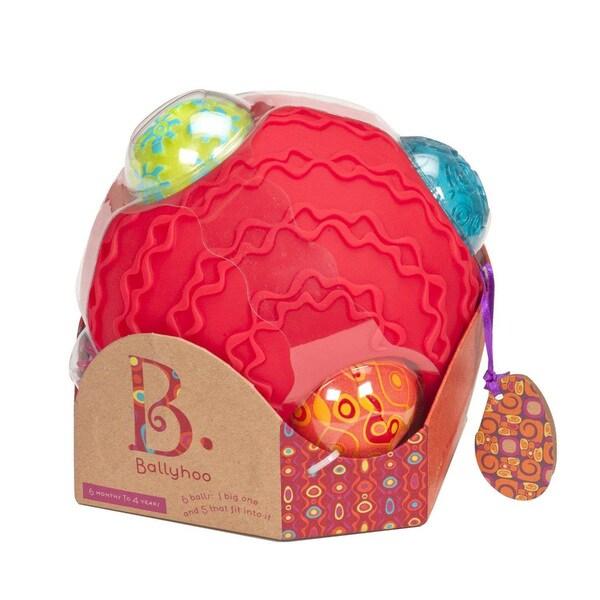 B. Ballyhoo Ball
