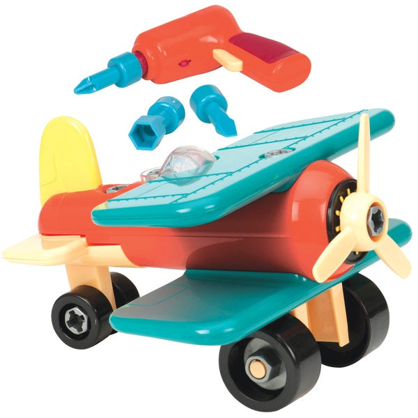 Overstock Toys For Boys : Shop toysmith take apart airplane free shipping on