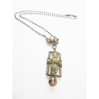 Roman Treasure Necklace