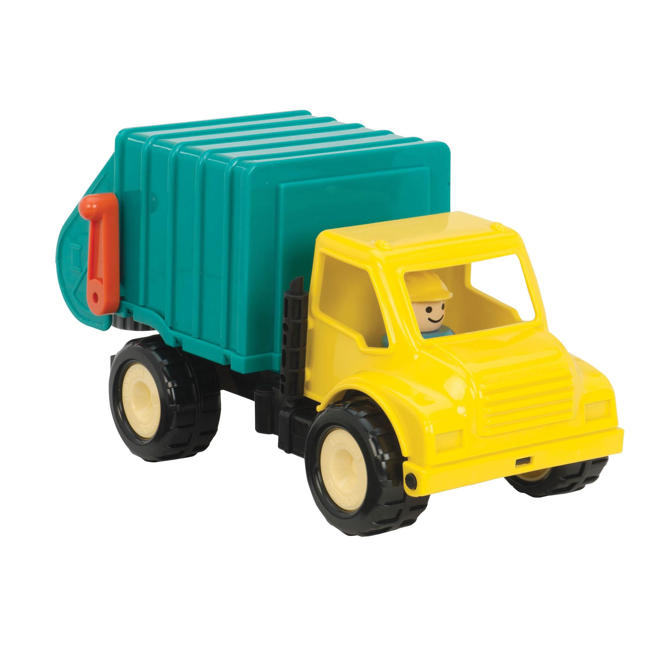 Toysmith Toy Garbage Truck (G062243267480), Multi