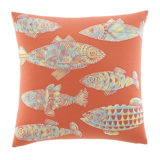Tommy Bahama Batic Fish 20-inch Decorative Pillow
