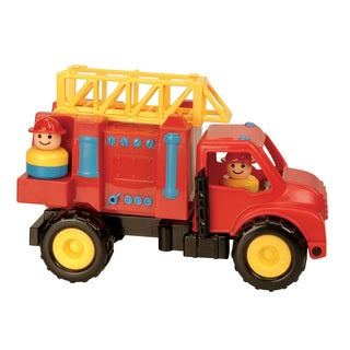 Toysmith Toy Fire Engine