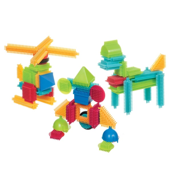 Toysmith Bristle Block 56-piece Set