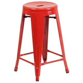 Red Counter Height Bar Stools Shop The Best Deals For