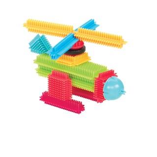 Toysmith Bristle Blocks Basic 112-piece Set