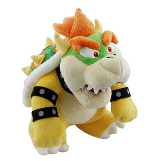 Nintendo Small Super Mario Bowser Stuffed Plush Doll Toy