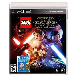 LEGO Star Wars: Force Awakens For PS3