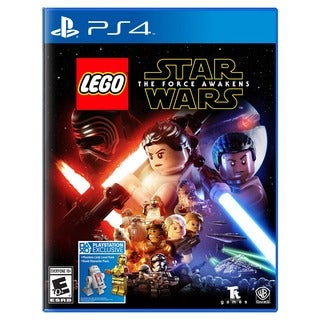 LEGO Star Wars: Force Awakens For PS4