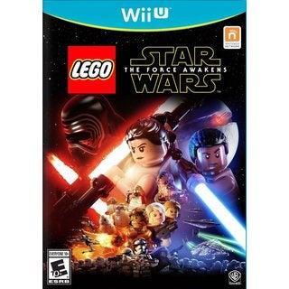 LEGO Star Wars: Force Awakens For WiiU