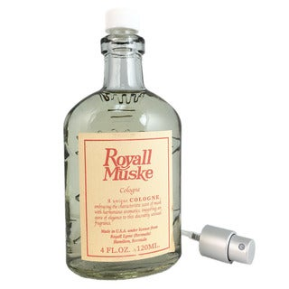 Royal Fragrances Royall Muske 4-ounce All Purpose Lotion (Tester)