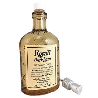 Royal Fragrances Royall Bay Rhum 4-ounce All Purpose Lotion (Tester)