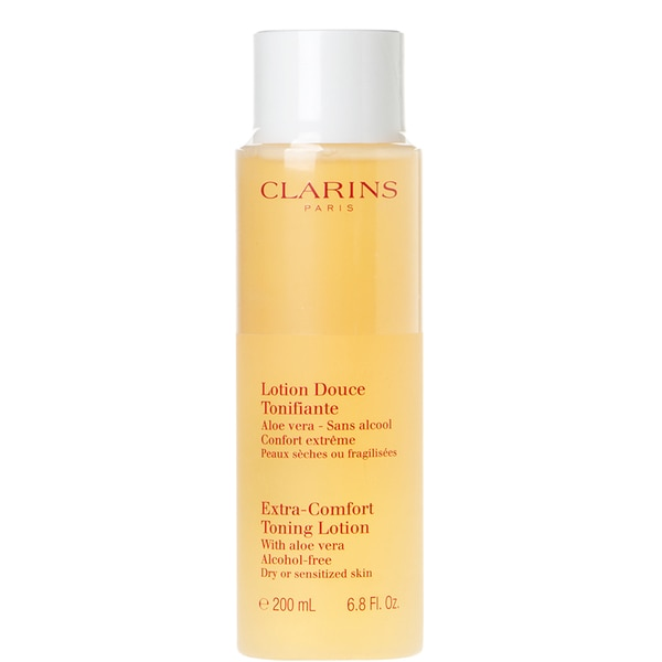 Clarins Extra Comfort Toning Lotion 6.8-ounce for Dry Sensitive Skin
