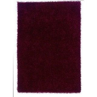 Linon Confetti Collection Shag Rug