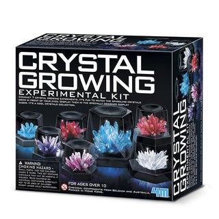 Link to 4M Crystal Growing Experiment Science Kit Similar Items in Games & Puzzles