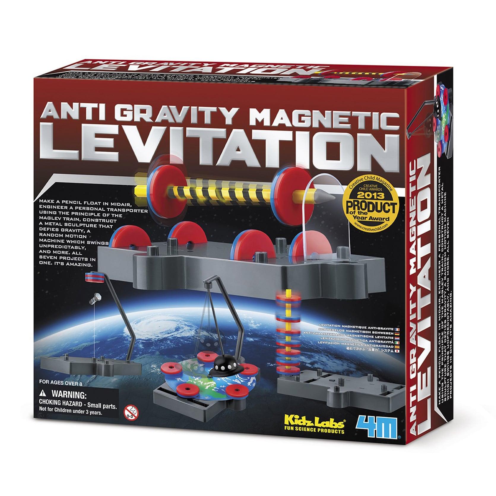 4M Anti-Gravity Magnetic Levitation Science Kit (G0857611...