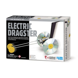 4M Electric Dragster Science Kit