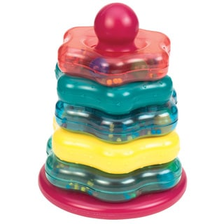 Battat Stacking Rings & Rattle