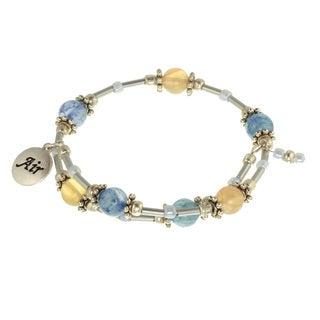 Air Element Wrap Bracelet