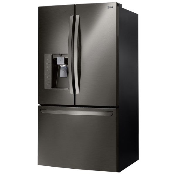 Shop Lg Diamond Collection Counter Depth French Door Refrigerator