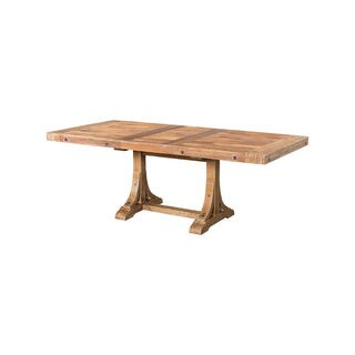 Sebastian Weathered Acacia 80 to 98-inch Dinette Table