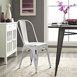 Modway Promenade Metal Dining Chair