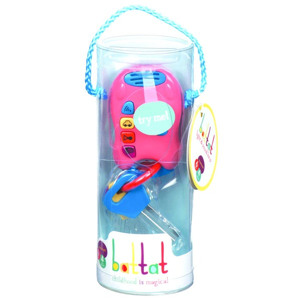 Battat Electronic Toy Keychain