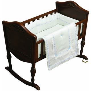 Neutral Royal Classic Cradle 3-piece Baby Bedding|https://ak1.ostkcdn.com/images/products/11198337/P18188243.jpg?impolicy=medium