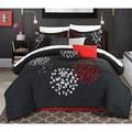 Oliver & James Caro Black 8-piece Comforter Set