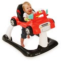 Kolcraft Racer Red 4x4 2-in-1 Activity Baby Walker