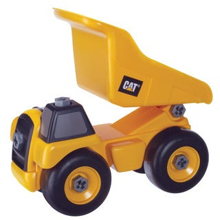 Toysmith Caterpillar Take A Part Dump Truck Cat®