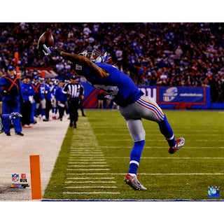 Odell Beckham Jr. Close Up One-Handed Catch 16x20 Photo
